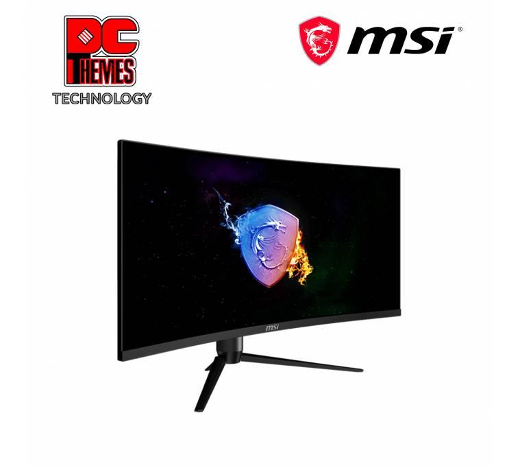"MSI 34"" Optix MAG342CQR 144Hz Curved Gaming Monitor"